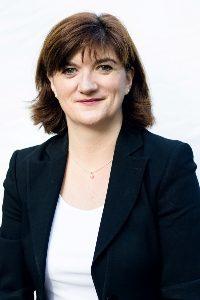 RT Hon Nicky Morgan MP